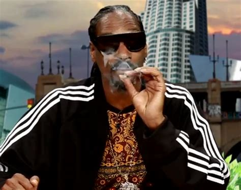 Snoop Dogg: I Smoked Pot, Weed In White House