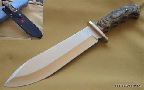 ROUGH RIDER 14 INCH OVERALL FIXED BLADE BOWIE HUNTING