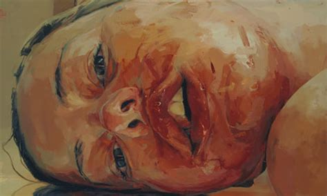 Jenny Saville's first UK solo show opens – but mind the
