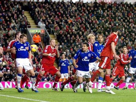 Everton handed away tie at Liverpool in FA Cup third round