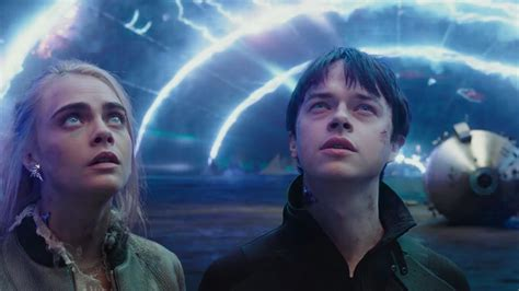 Watch the new trailer for Luc Besson's Valerian and the