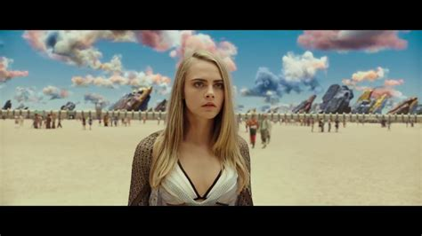 Valerian and the City of a Thousand Planets - Gets Spotted