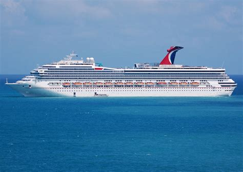 Carnival Valor Becomes Latest Ship To Receive Upgrades