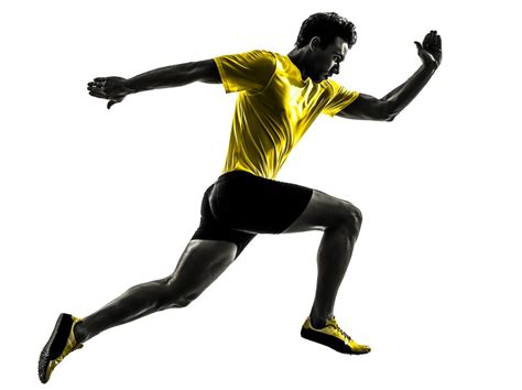 The Benefits Of Sprinting!