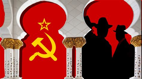 The KGB Playbook for Infiltrating the Middle East