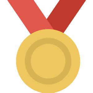 Gold medal - Free sports icons