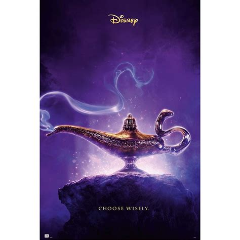 Disney Aladdin Poster One Sheet - Posters buy now in the