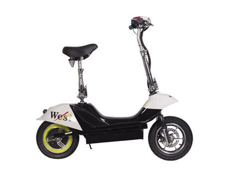 X-Treme City Rider 36V Electric Scooter With E-Bike Quiet