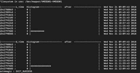 Oooooops or how to undelete a file on an ext4 filesystem