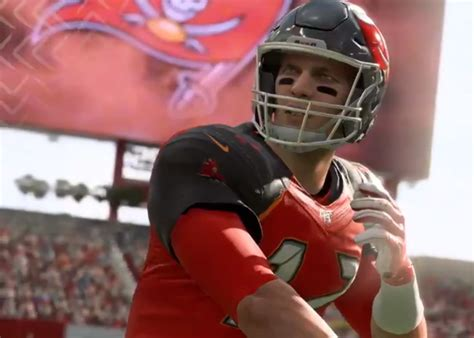 Video: Madden Shows Previous of Tom Brady With Bucs