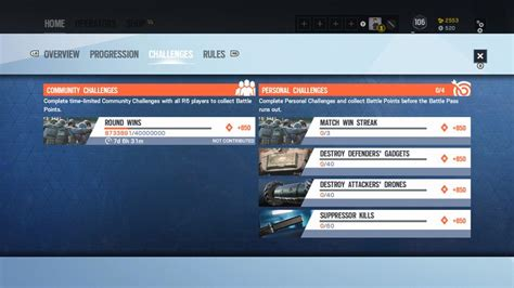 How to level up Rainbow Six Siege Battle Pass fast