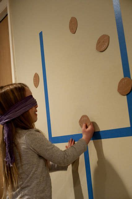 Over 40 Painters Tape Games and Activities - A girl and a