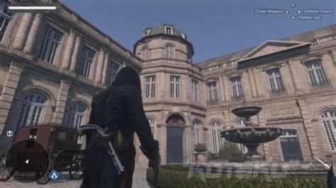 Assassin's Creed: Unity Gets Leaked Details, Screenshots