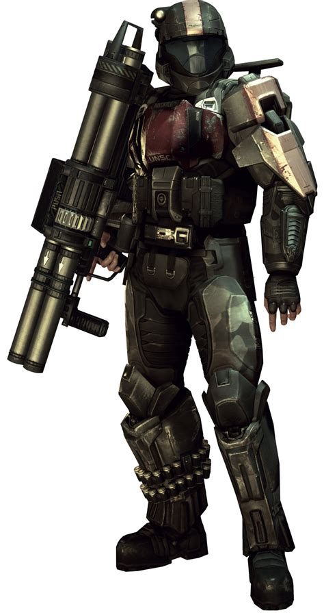 ODST/UA personal protective equipment - Halopedia, the