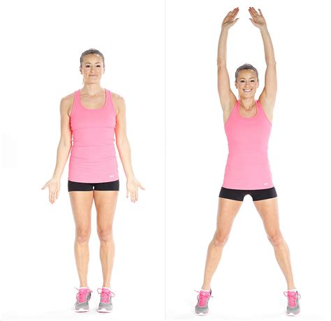 6 Reasons To Do Jumping Jacks | Trainer