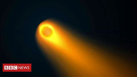 Shooting stars from space for 2020 Olympics - BBC News