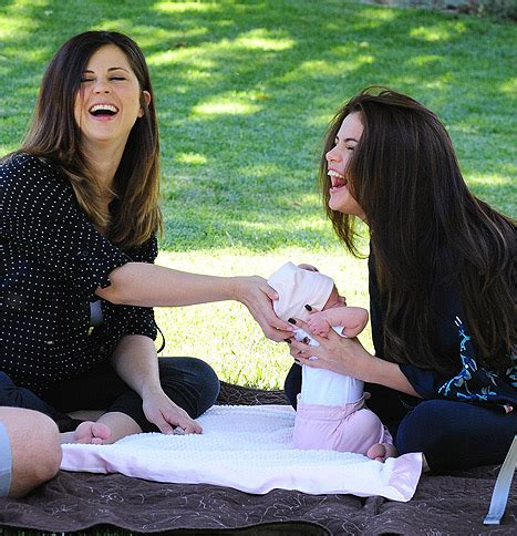 Selena Gomez Spends Afternoon with Baby Sister