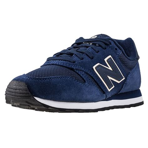New Balance 373 V1 Classic Running Womens Trainers in Navy