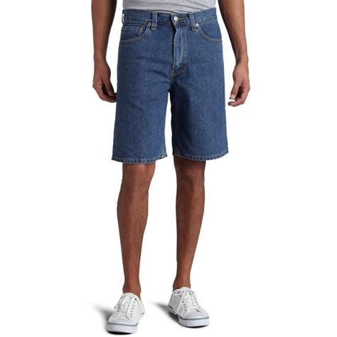 Levi's 550 Relaxed Fit Men's Jean Shorts 35550