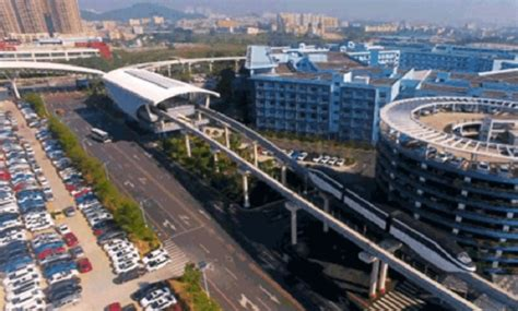 BYD Unveils SkyRail Electric Monorail at C40 Mayors Summit