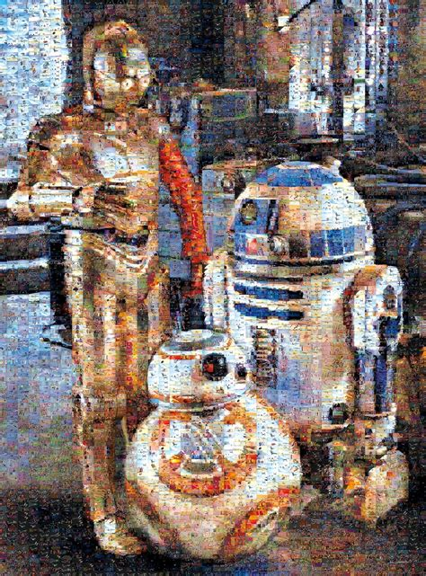 Buffalo Games Droids of the Resistance Star Wars Episode
