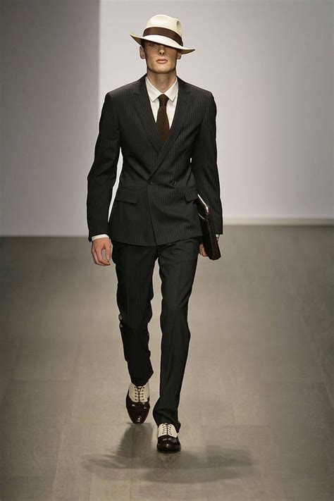 roaring 20s men   How to have a 1920s style