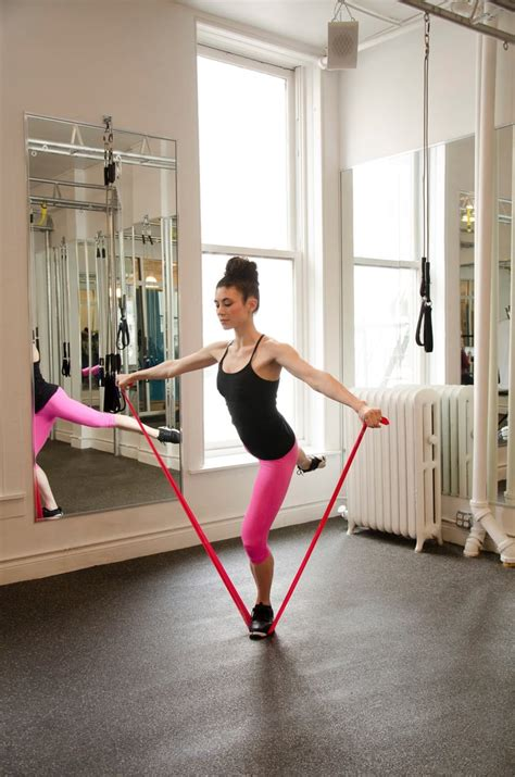 At-Home Workout With Resistance Bands | POPSUGAR Fitness