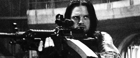 The Darkness In His Soul [Bucky Barnes] - THIRTYTHREE