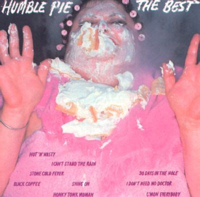 The Best of Humble Pie [A&M] - Humble Pie   Songs, Reviews