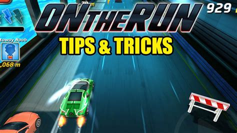 Tips & Tricks - On The Run game Videos