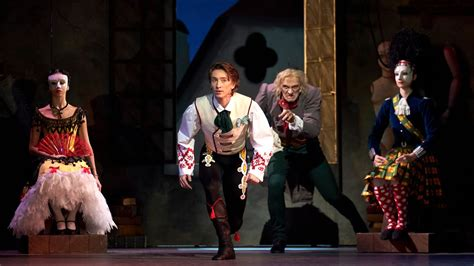 Why The Royal Ballet love dancing Coppélia - YouTube