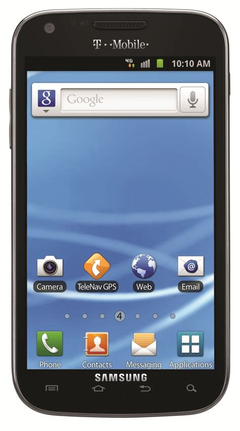 Samsung Galaxy S II For AT&T And T-Mobile Has NFC, Sprint