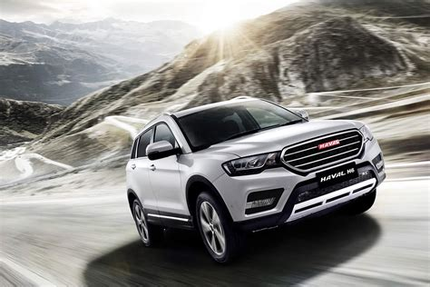2019 Haval H6 Coupe quick review