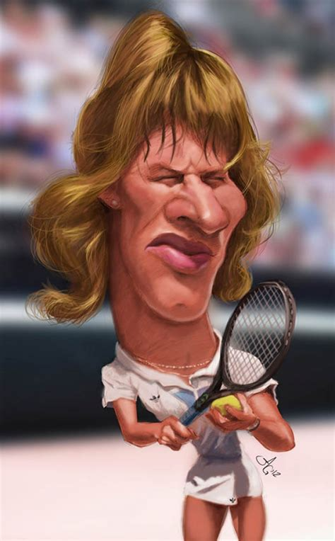 My caricature gallery featuring caricatures of famous