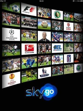 Sky Go launches in Germany and Austria