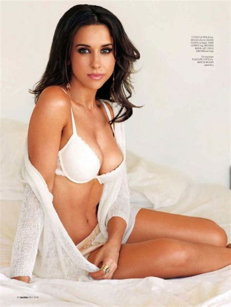 Behold Lacey Chabert's Sexiest Maxim Pics Ever   Lacey