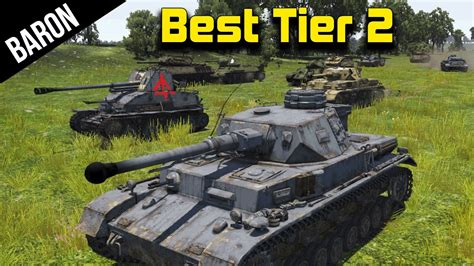 Glass Cannon! The Best Tier 2 Tank in War Thunder Ground