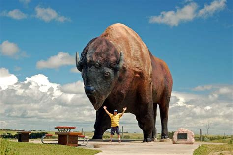 6 Facts About The National Buffalo Museum in North Dakota