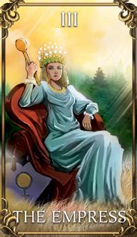 The Empress - Tarot Card Meaning | AstrologyAnswers