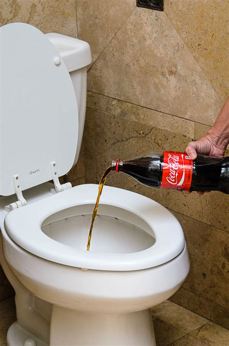 Clean Your Toilet with COKE! - Fieldstone Homes