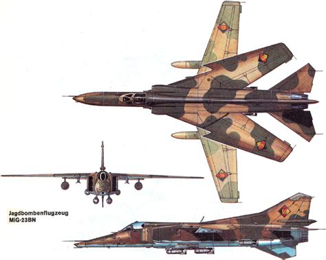 WINGS PALETTE - MiG MiG-23 Flogger - Germany (East)