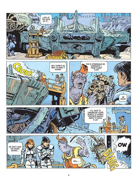 Comic & Sequential Art :: Bande Dessinee in English