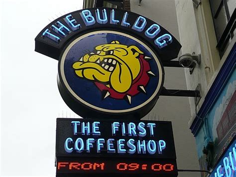 Gangsters Out Blog: The New Bulldog Cafe