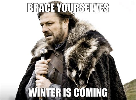 Winter is coming! – Fit Stuff
