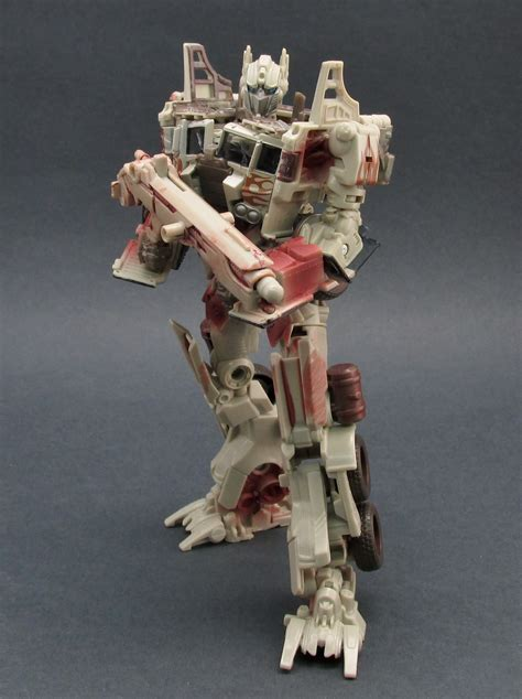 TFW's Age of Extinction Optimus Prime Rusty Version (Toys