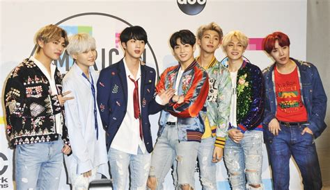 What is BTS (Bangtan Boys)' age order? (Updated 2018