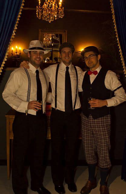 Pin by Party Cat Designs on Gentlemen with Style   Gatsby