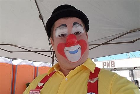 Real Quad Cities Clown Affected By Scary Clown Trend