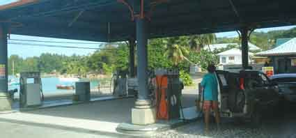 Petrol stations in Seychelles | Seychelles Business Directory