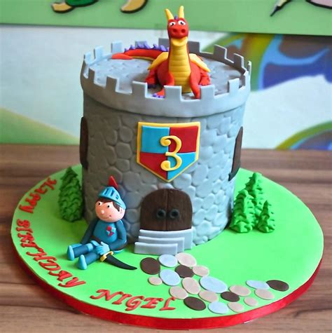 Party Mate Cakes (With images) | Cake, Castle birthday